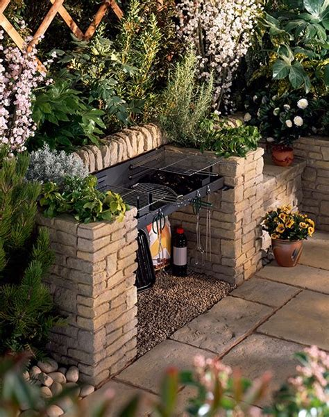 outdoor barbeque designs best 25 outdoor barbeque area ideas on