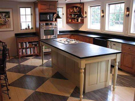 kitchen islands with legs hybrids of farm tables and cabinets a detailed house
