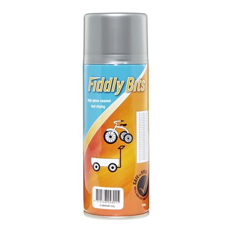 spray painter responsibilities fiddly bits 250g aluminium spray paint ebay