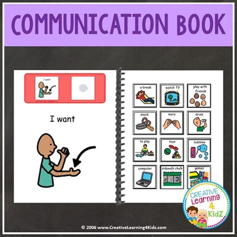 communication book pictures communication book w 80 pecs digital