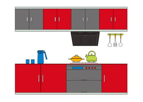 template for kitchen design free printable kitchen layout templates