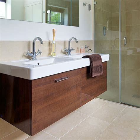 wood vanity units bathroom modern bathroom with vanity unit decorating ideal home
