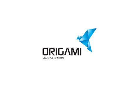origami company origami branding study by mohammed mirza