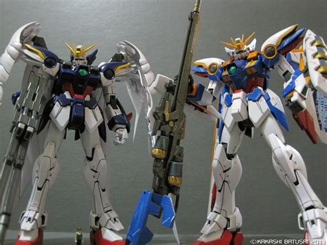 gundam wing a creative mind mobile suit gundam wing gundam units