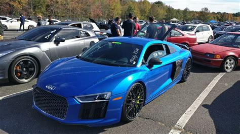 Audi R8 V10 0 60 by 2017 Audi R8 V10 Plus 1 4 Mile Drag Racing Timeslip Specs