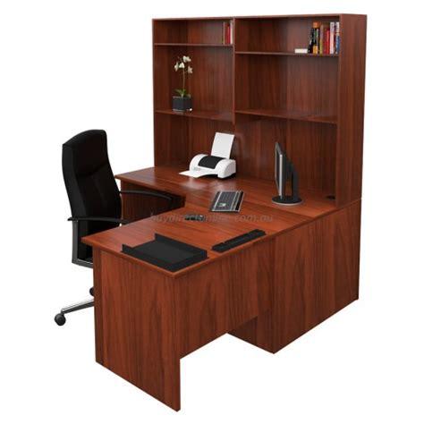 corner office desk with hutch origo corner workstation office desk with hutch