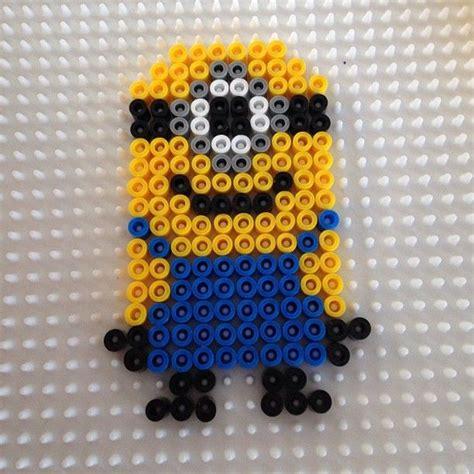 minion bead pattern minion hama by samjc88 hama