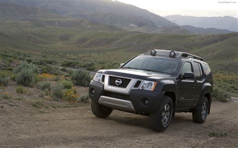 Nissan Xterra 2010 by Nissan Xterra 2010 Widescreen Car Wallpaper 03 Of