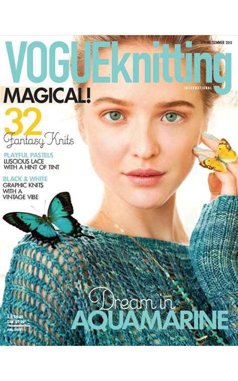vogue knitting magazine vogue knitting magazine appstore for android