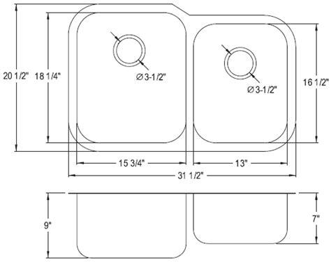 standard size kitchen sink standard size kitchen sink kitchen sinks dimensions