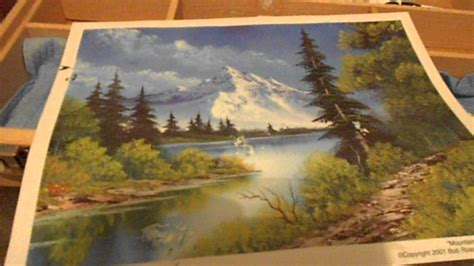 Bob Ross Master Paint Set Review