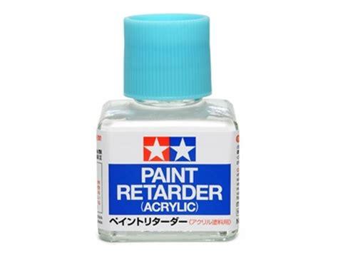 Tamiya 87114 Acrylic Paint Retarder 40ml