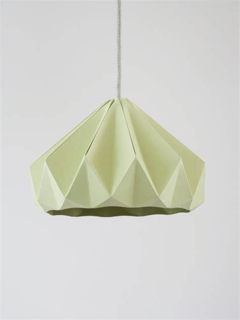 origami lights origami light chestnut autumn green