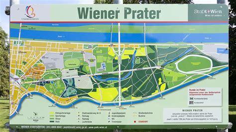 Der Garten Wien Hauptallee by Wiener Prater