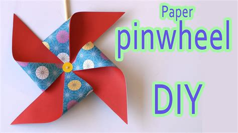 pinwheel craft for diy crafts paper pinwheel diy crafts