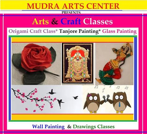 arts and crafts classes for arts and crafts classes one hour weekly mudra
