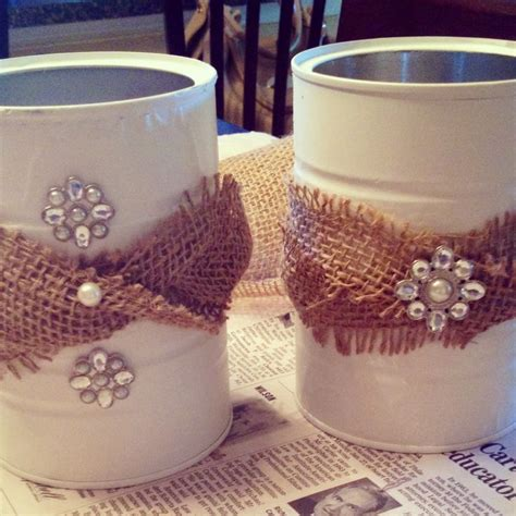 coffee can craft projects coffee can crafts brittanybedazzles craft ideas