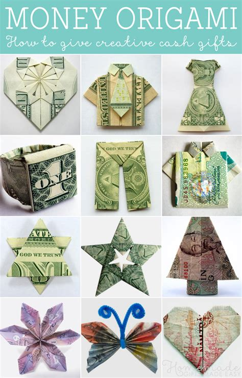 origami for money how to fold money origami or dollar bill origami