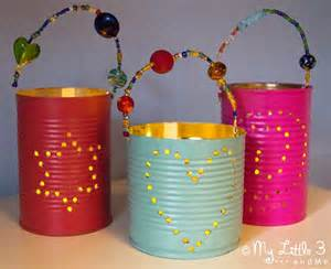 made gifts gifts tin can lanterns craft room