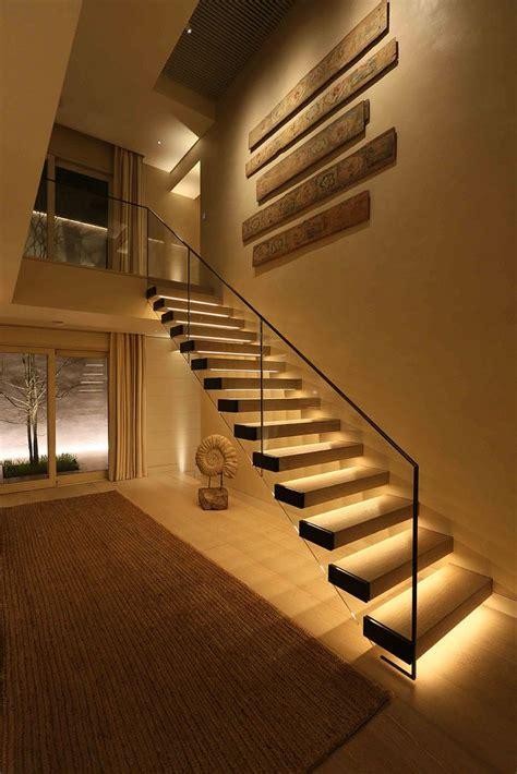 led interior home lights best 25 stair lighting ideas on staircase