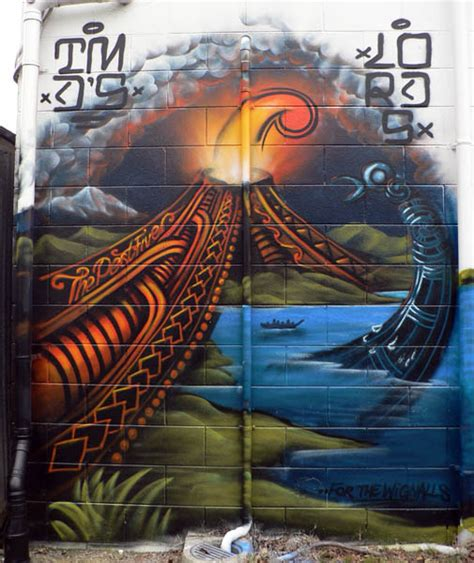 nz painting festival taupo quot graffiato quot festival nz murals and