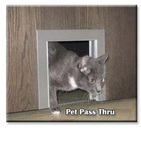 interior pet door pet pass thru interior door pet door cats small dogs
