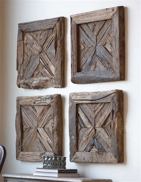 decorative woodwork 20 versatile rustic decor pieces for your home