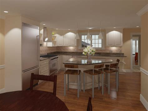 kitchen view homeowners home design consulting
