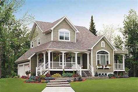 story house floor with basement and house the country house plans home design 3540