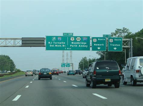 Garden State News Tappan New Jersey Aaroads Garden State Parkway South Newark