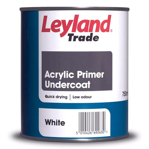 acrylic paint canvas primer acrylic primer coat white l nwtt