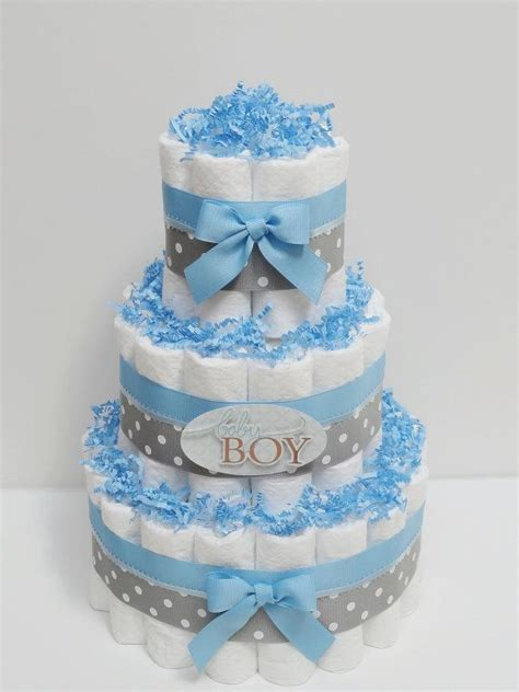 763 best images about Diaper Cakes on Pinterest   Diaper cakes tutorial, Baby showers and Baby