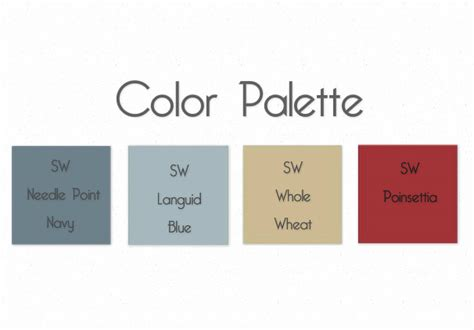 paint colors for country seaside interiors country living room update