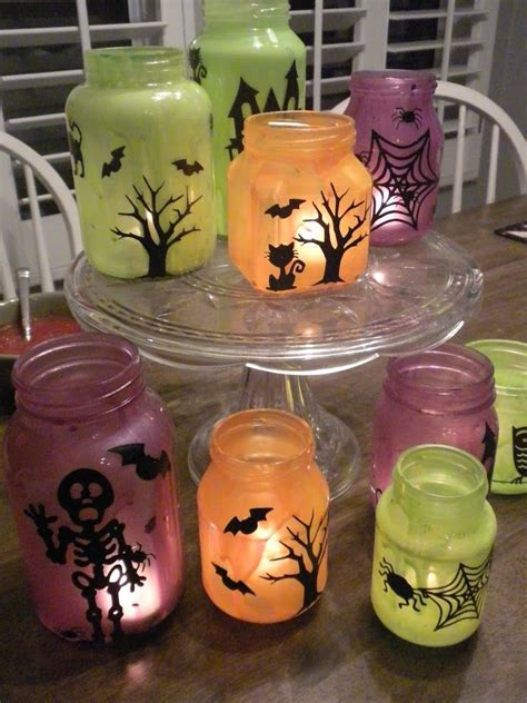 crafts with glass 30 ideas for decoration jars to impress