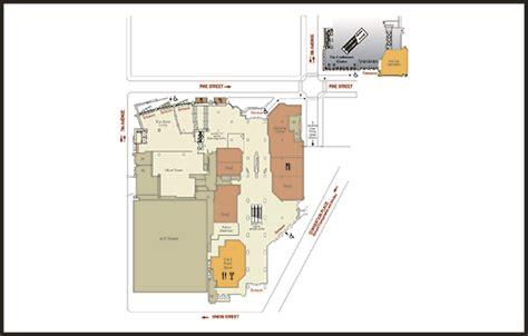 washington convention center floor plan convention center floor plans visit seattle