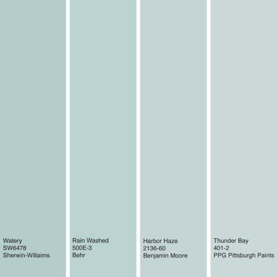 behr paint colors watery color of the week watery blue is summer s best hue