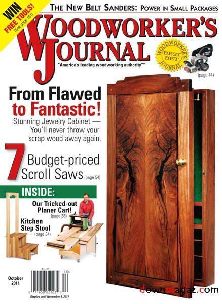 woodworker s journal magazine woodworker s journal september october 2011 187