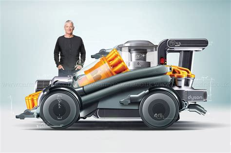 Electric Car Motor by Dyson Electric Car To Be Built In Singapore Car Magazine