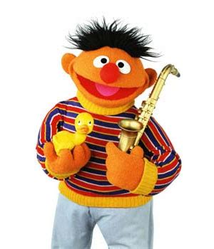 rubber sts sesame put the duckie song muppet wiki