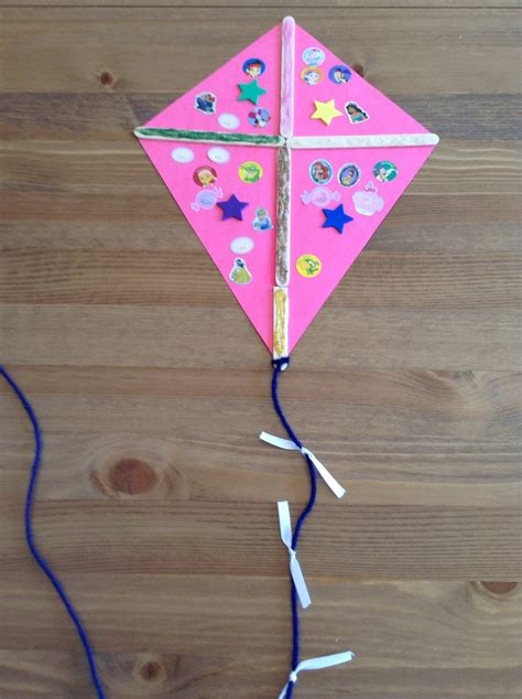 kite paper craft k is for kite craft preschool craft letter of the week