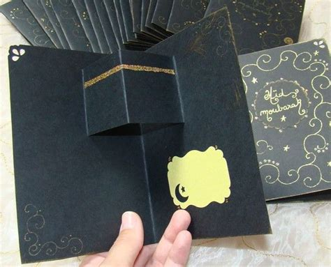 how to make an eid card diy awesome eid cards you can make at home