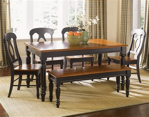 country dining room furniture sets country dining room chairs marceladick