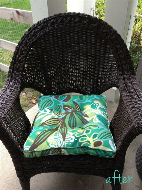 spray painting wicker wicker chair makeover my chairs will be this color once