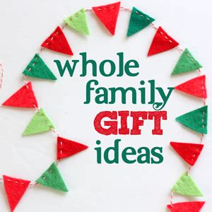 family gifts ideas 2013 gift guide whole family gifts such the spot