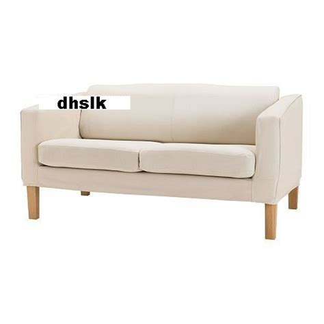 ikea slipcovers fit other sofas ikea lund hogen 2 seat loveseat sofa slipcover cover