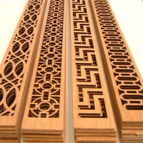 decorative woodwork custom made stock pierced fretwork overlay designs by ccw