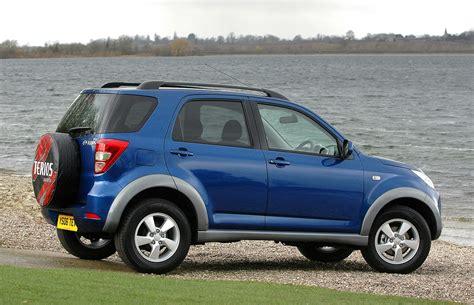 Daihatsu Terios Review by Daihatsu Terios Estate Review 2006 2010 Parkers