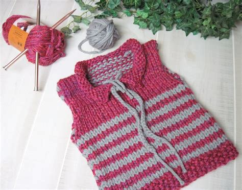 free knitting pattern baby vest 7 sweet free knitting patterns for toddlers craftsy