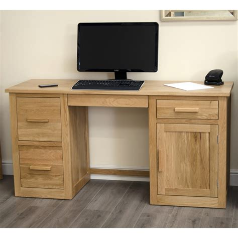 large home office furniture computer desk large home office workstation arden solid