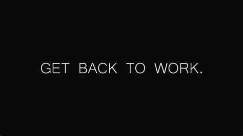 do work minimal back to work by nrdnja on deviantart